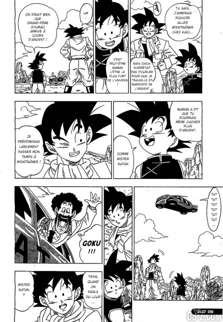 Dragon ball Super Chapitre 1 FR 8