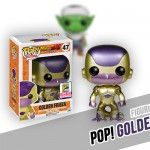 Funko POP Golden Freezer