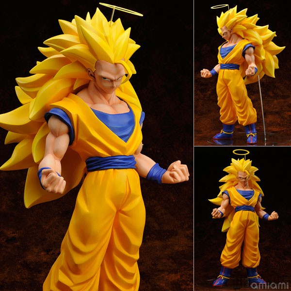 Gigantic Series Son Goku (Super Saiyan 3