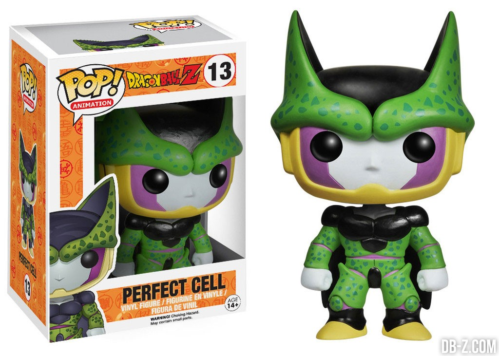Pop! Animation : Dragon Ball Z Perfect Cell