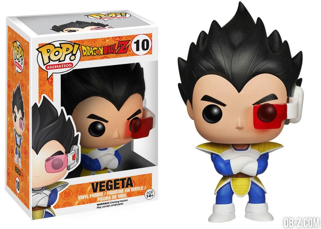 Pop! Animation : Dragon Ball Z Vegeta