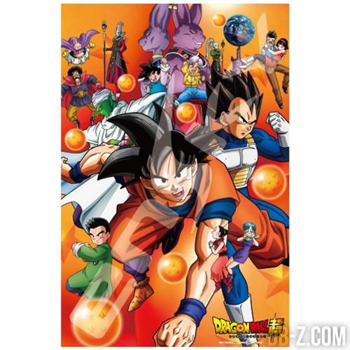 Puzzle Dragon Ball Super