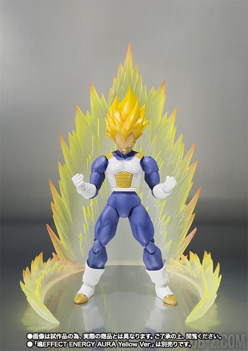 SHFiguarts Super Saiyan Vegeta Advanced Color
