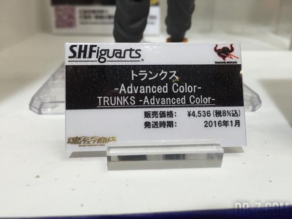SHFiguarts Trunks Advanced Color