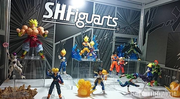 Tamashii Nations Mexico 2015 2
