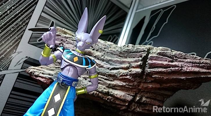 Tamashii Nations Mexico 2015 Beerus