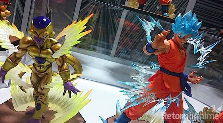 Tamashii Nations Mexico 2015 Golden Freezer Goku SSGSS