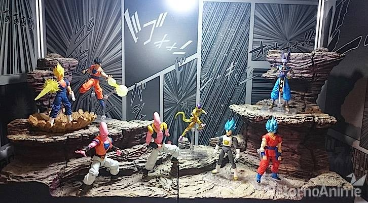 Tamashii Nations Mexico 2015