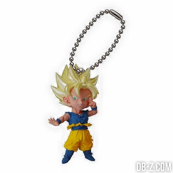 UDM Burst 13 : Super Saiyan Goku