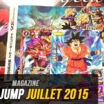 Saikyo Jump Juillet 2015