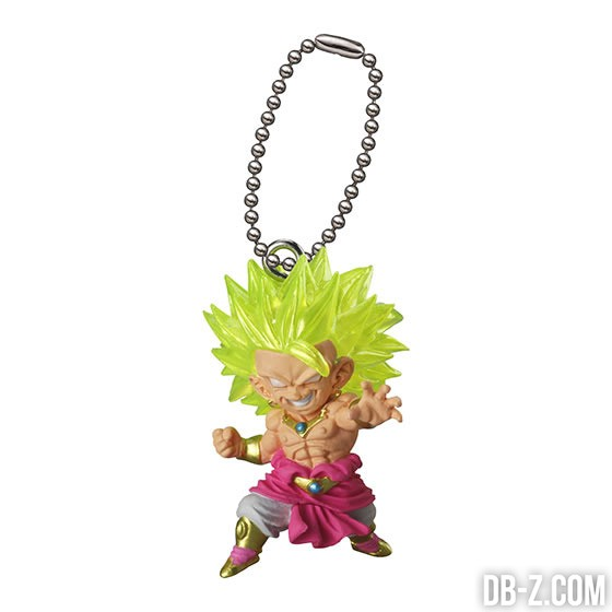 UDM The Best 11 - Broly Super Saiyan 3