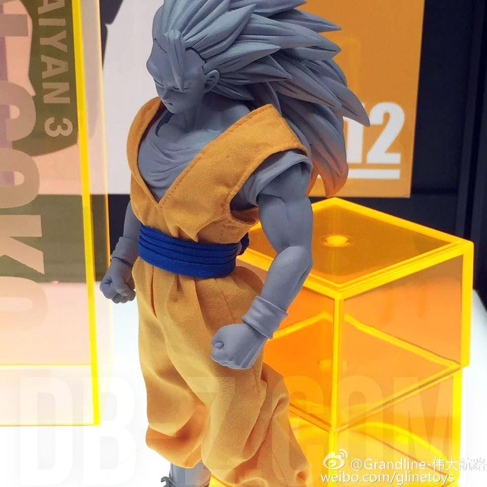 DOD Goku Super Saiyan 3