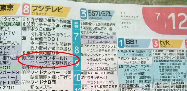 Dragon Ball Super - Episode 2 (Photo : @si00859m)