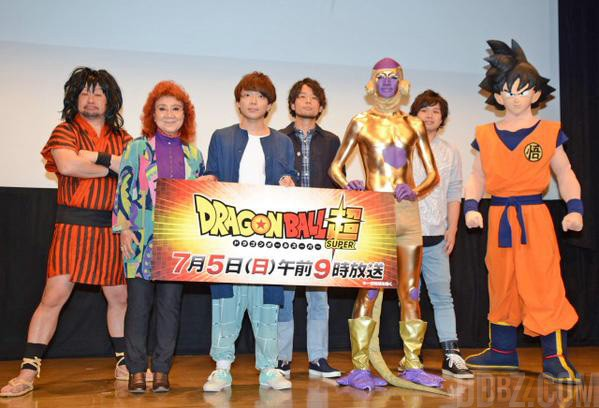 Dragon Ball Super Live
