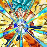 Code Dragon Ball Z Dokkan Battle (Goku SSGSS)