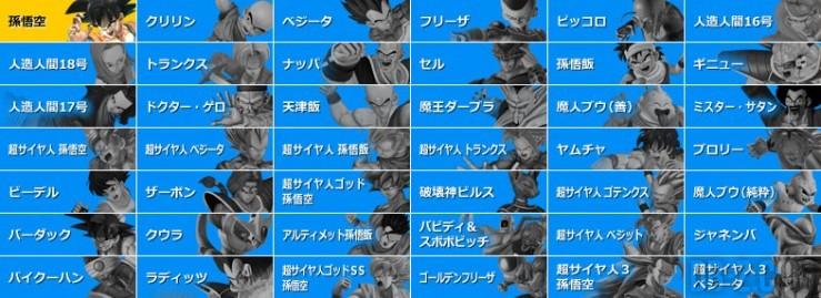Dragon-Ball-Zenkai-Battle-Roster