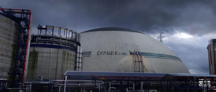 The Fall of Men : Capsule Corporation