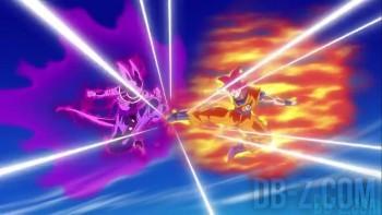 ICCardass Dragon Ball Beerus Goku