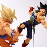 SCultures BIG Zoukei Tenkaichi Budokai 5 - Bardock & Goku