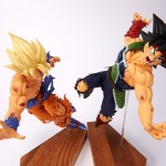 SCultures BIG Zoukei Tenkaichi Budokai 5 - Goku & Bardock