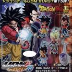 UDM Burst 15 Dragon Ball