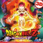 Dragon Ball Z La Resurrection de F Belgique
