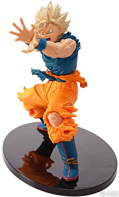 Dragon Ball Z SCultures BIG Zoukei Tenkaichi Budoukai 4 Vol.4 Super Saiyan Son Goku