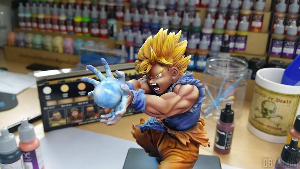 Figurines Dragon Ball Z  Achat / Vente de figurines, mug, verre Dragon Ball Z