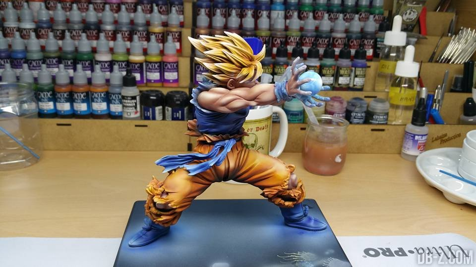 Figurine Dragon Ball Z  Chibi Akihabara