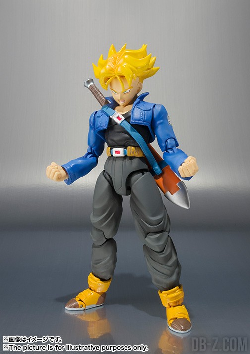 SHFiguarts TRUNKS Premium Color