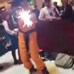 Cosplay Goku Kintoun