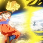Dragon Ball Super Goku vs Beerus
