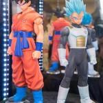 Master Stars Piece Goku Vegeta SSGSS
