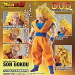 DOD Son Goku Super Saiyan 3