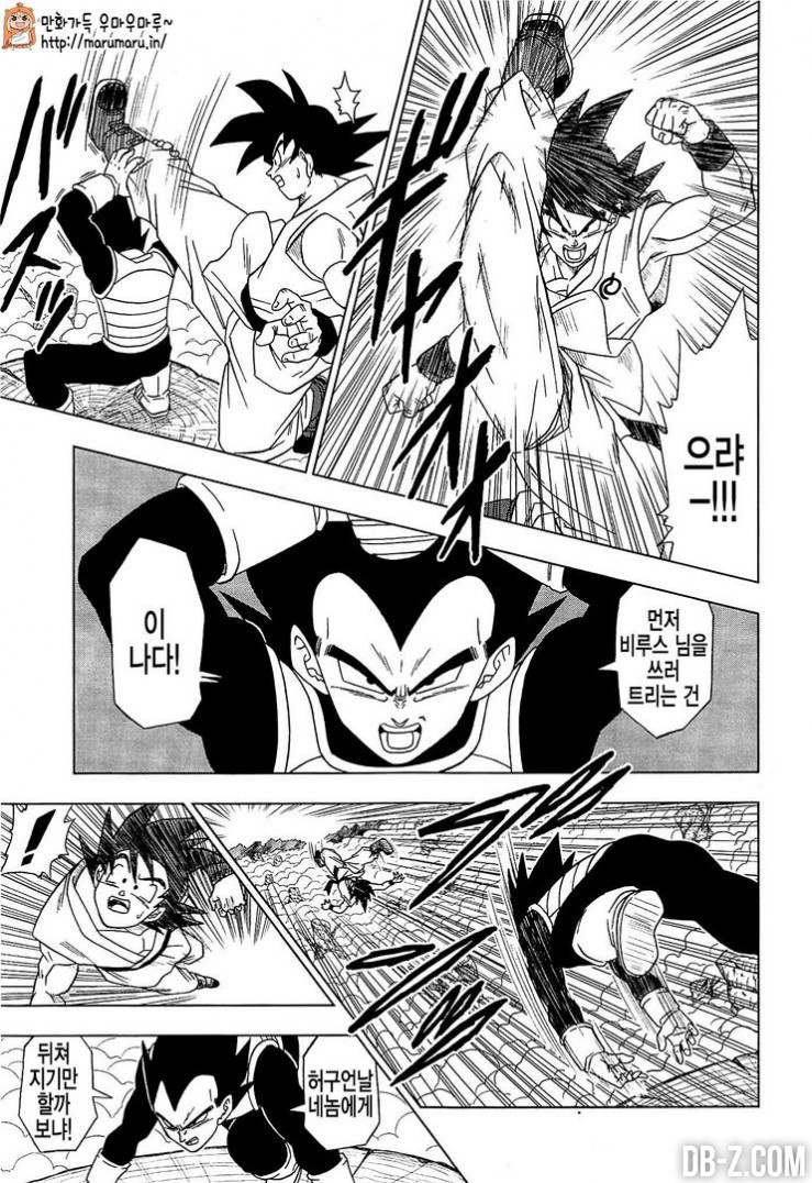 Dragon Ball Super Chapitre 5 4
