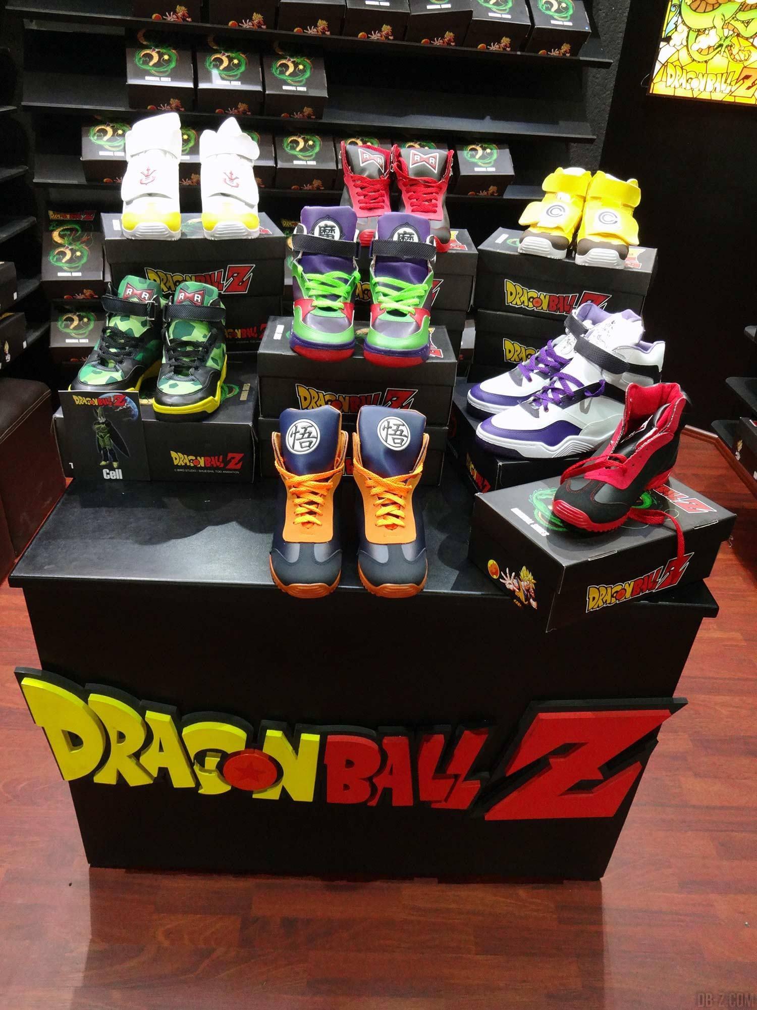 Heredia Clothing lance sa boutique Dragon Ball 8d5bcb83b