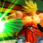 SHFiguarts Broly Stop Motion