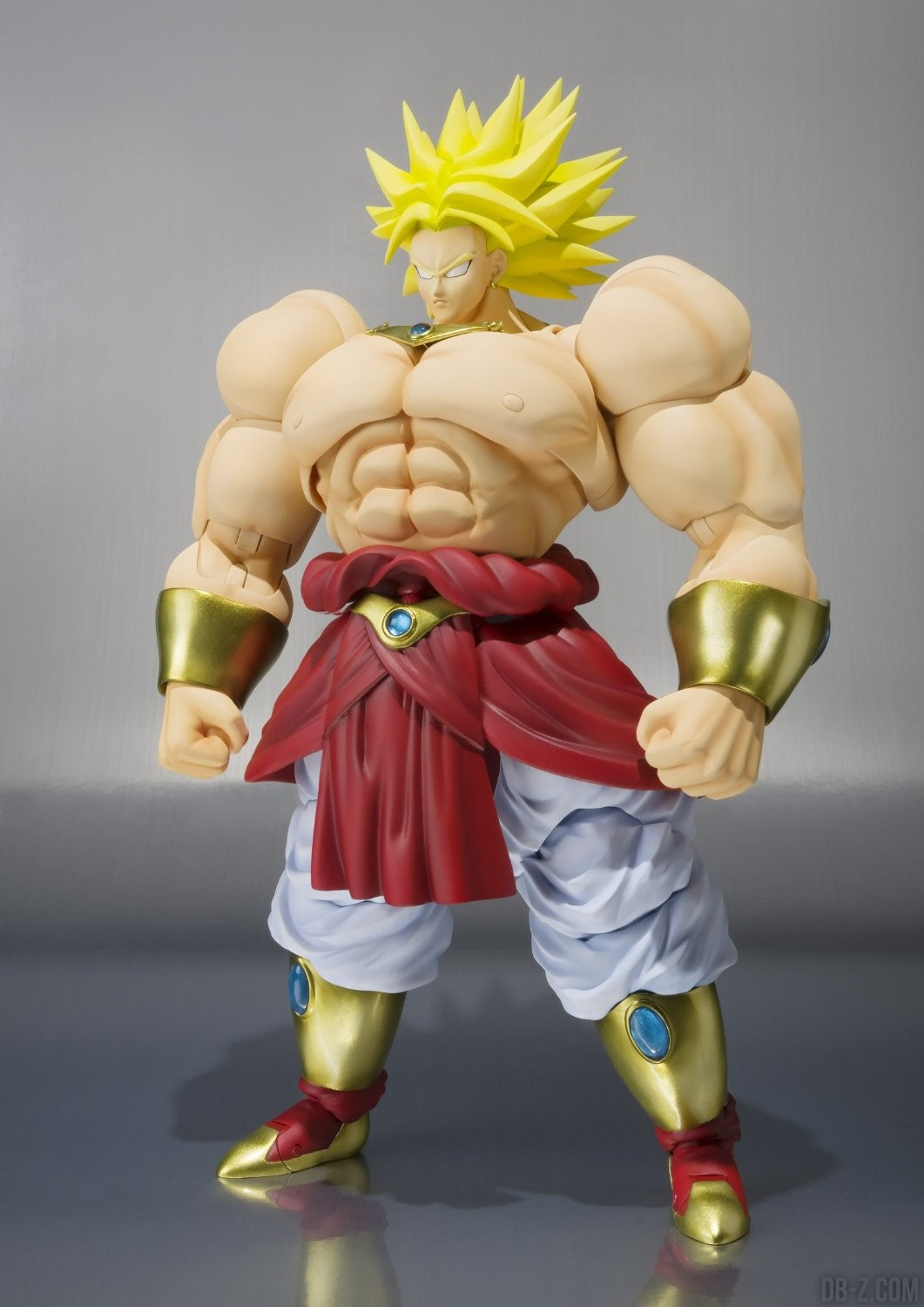 SHFiguarts Broly (NORMALE)