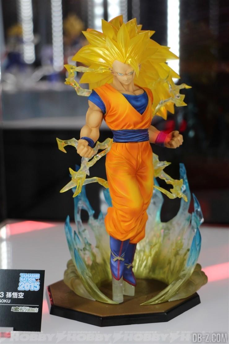 SHFiguarts super saiyan 3 Goku