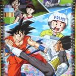 Calendrier Dragon Ball Super 2016 (Juillet-Aout)