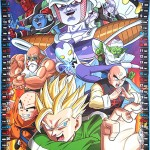 Calendrier Dragon Ball Super 2016 (Sep-Oct)