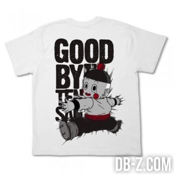 T-shirt Chaozu blanc