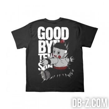 T-shirt Chaozu noir