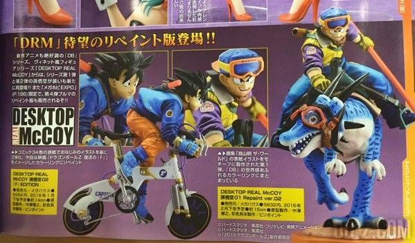 Desktop Real McCoy Son Goku (Dino) 2