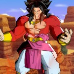 Dragon Ball Heroes UM2 : Broly SS4