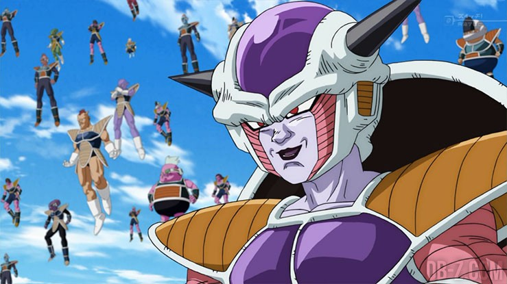 Dragon Ball Super Episode 21 - Freezer
