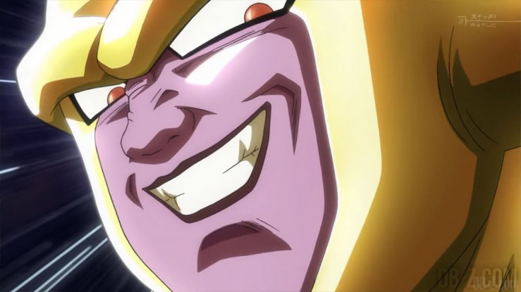 Dragon Ball Super Opening 1 V2 (Golden Freezer)