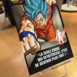 Dragon Ball Z La Résurrection de F (Blu-Ray 3D) Cartes exclusives