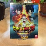 Dragon Ball Z La Resurrection de F DVD Bluray 2D 3D