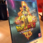 Dragon Ball Z La Résurrection de F (Blu-Ray 3D) Pochette